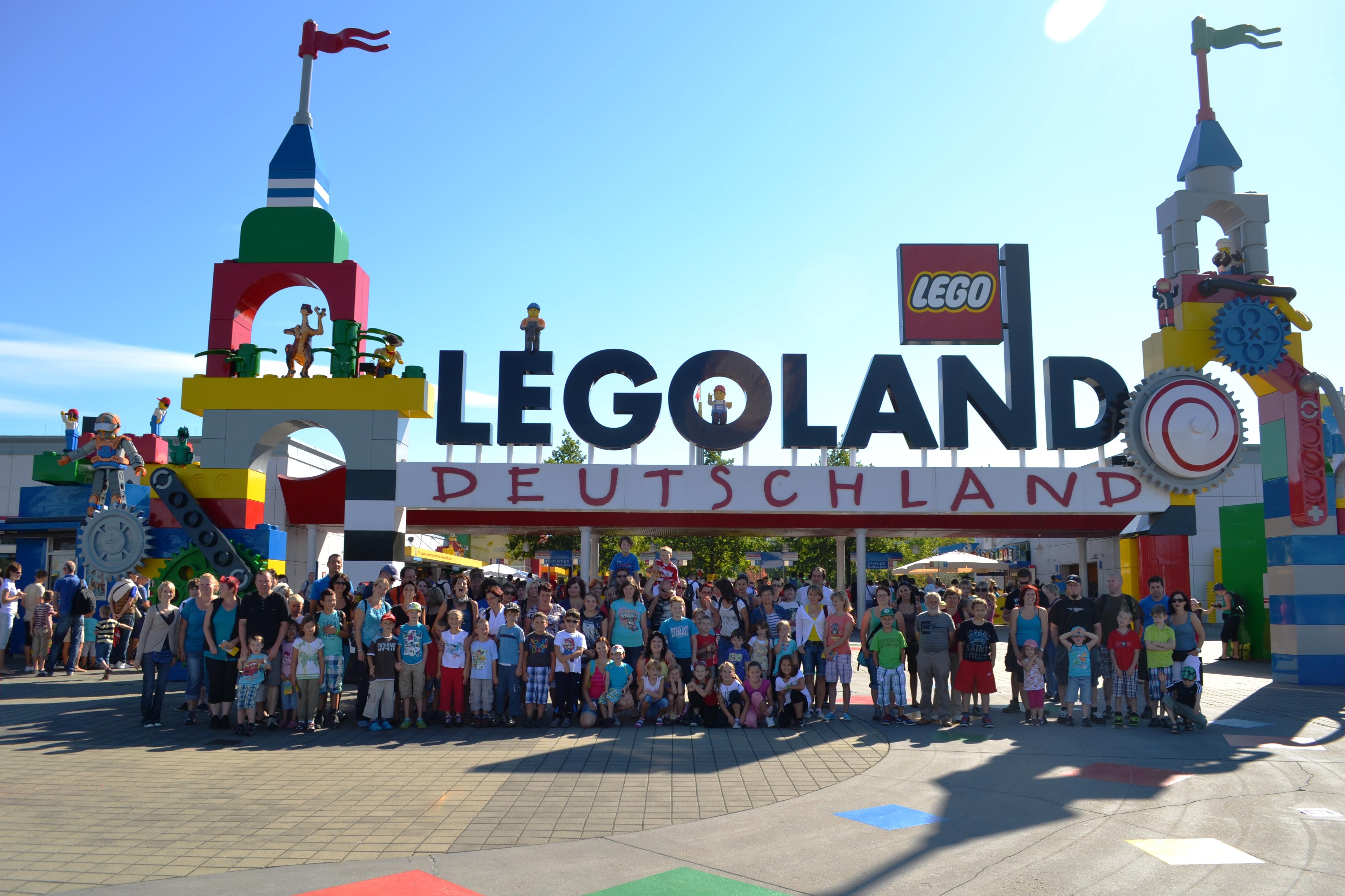 Legoland Besuch Rastland Nassereith