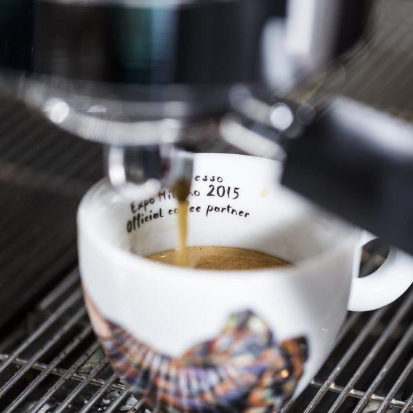 Illy Kaffeebar im Restaurant Rastland Nassereith