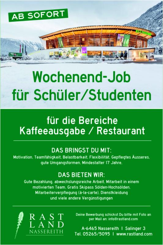 Arbeit finden Restaurant